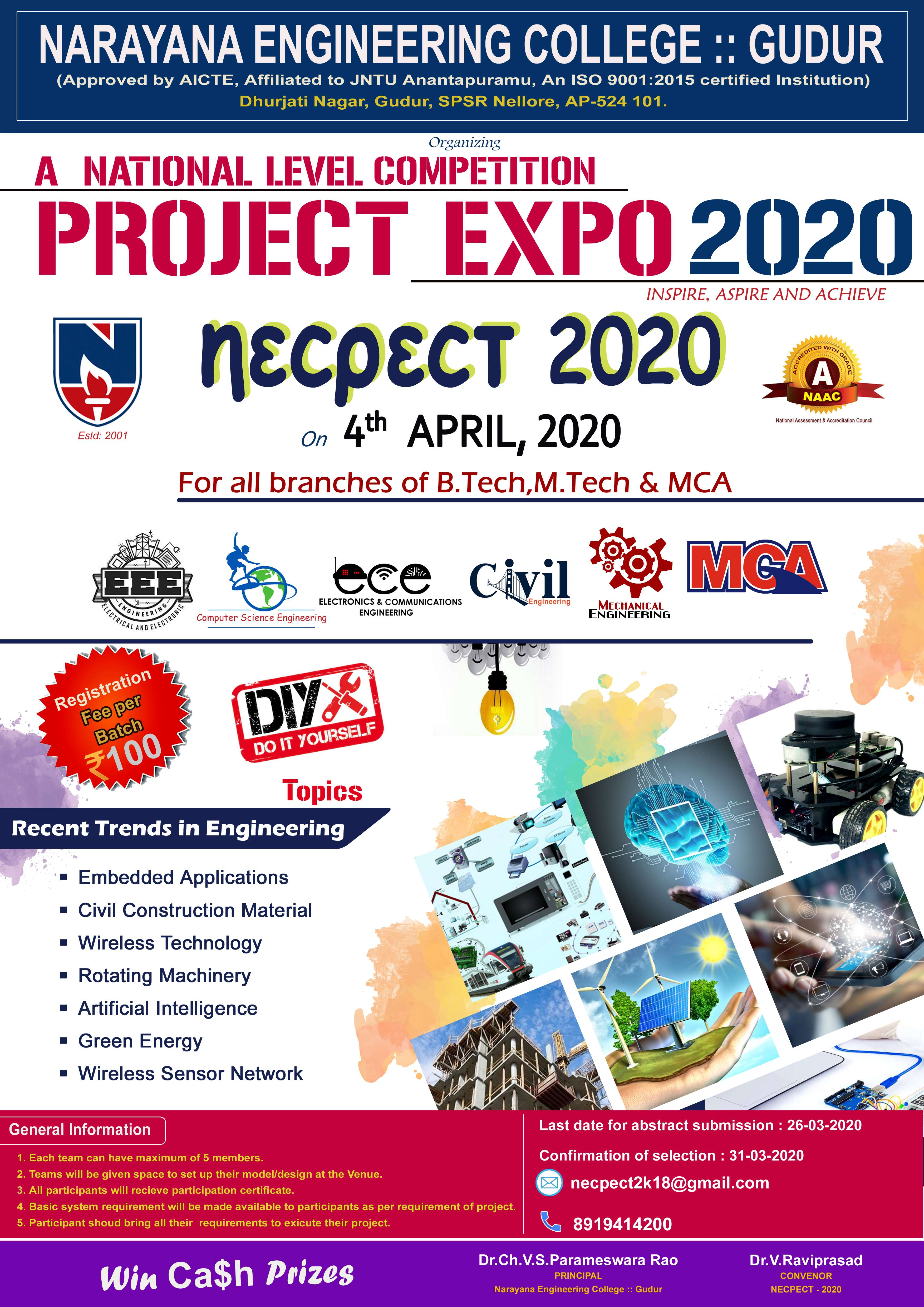 Project Expo 2020
